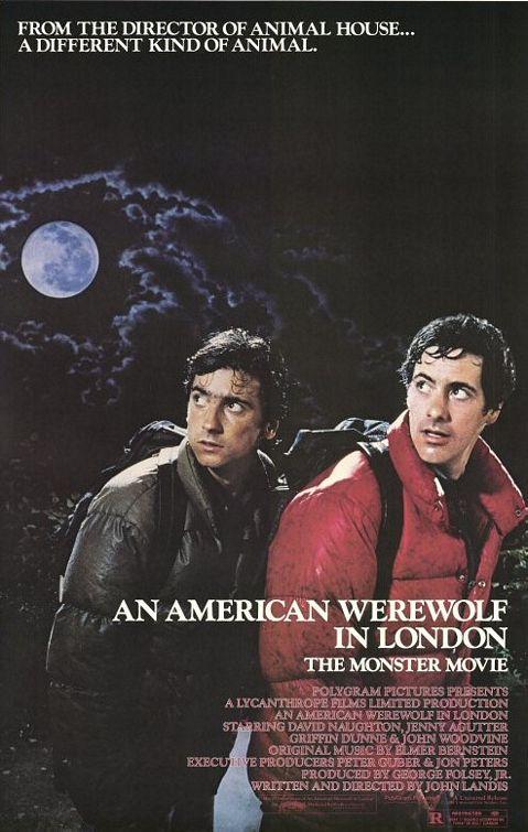 Amerykański wilkołak w Londynie