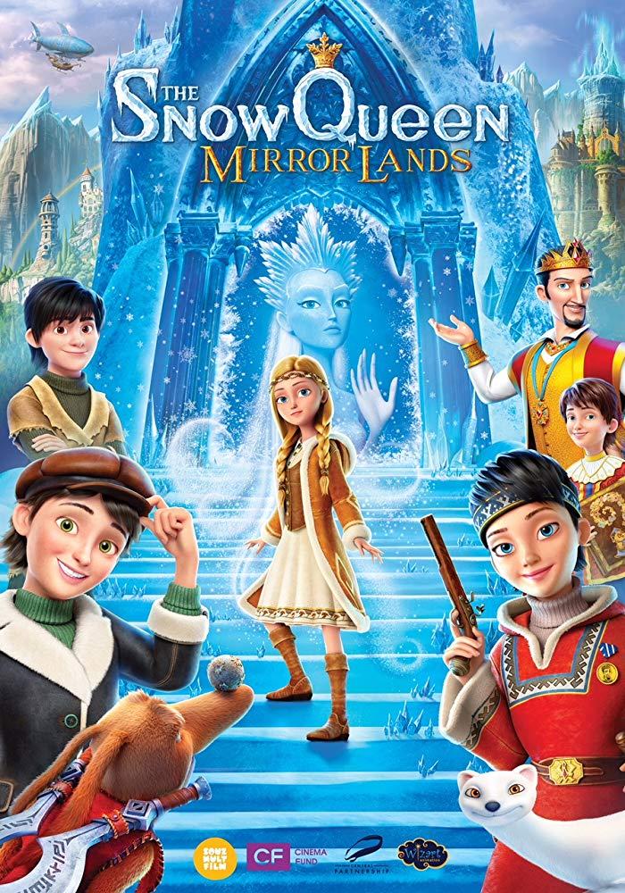 Królowa Śniegu: Po drugiej stronie lustra